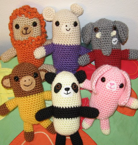 Amigurumi Animals : Amigurumi Animals Pattern Flickr - Photo Sharing!