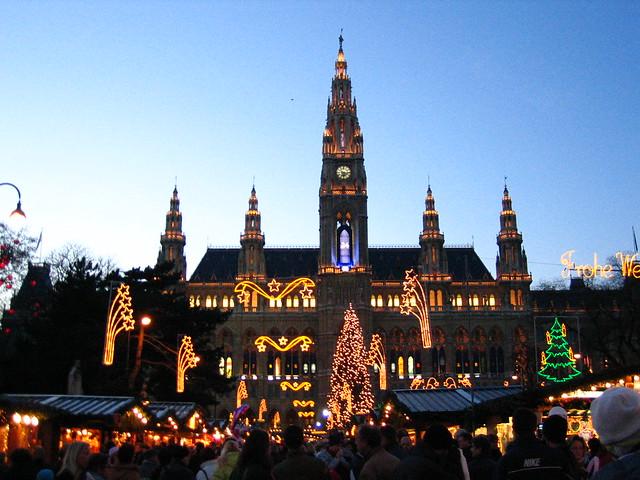 Vienna - Christmas Market