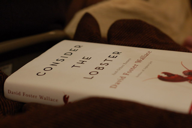 consider the lobster essay analysis Article anaylsis, walace - consider the lobster, by david foster wallace.