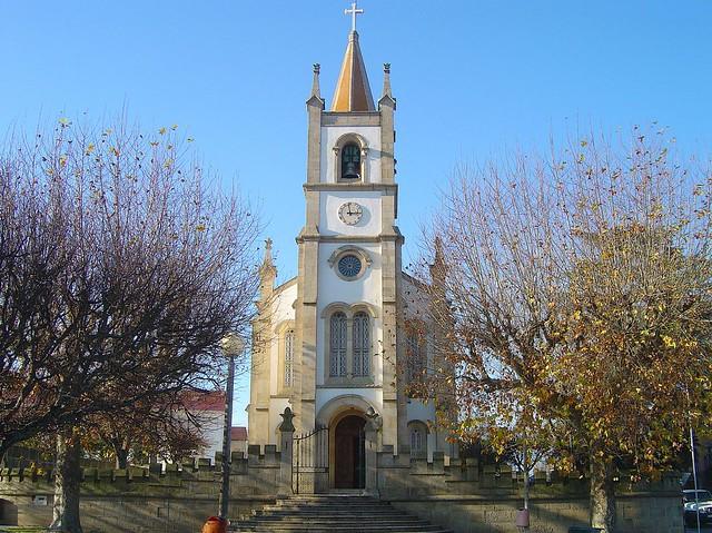 Igreja Matriz de Tondela - Portugal