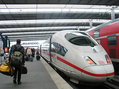 Germany - Munich Train Station