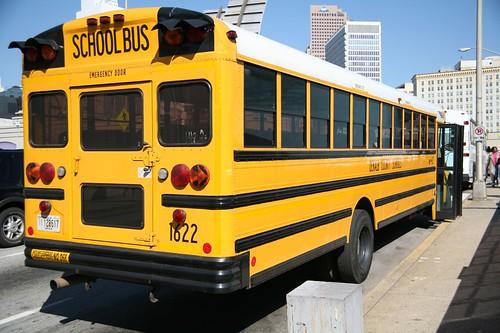 'School Bus' by Bruno Girin