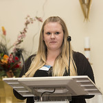 Emma Landow - Vote of Thanks
