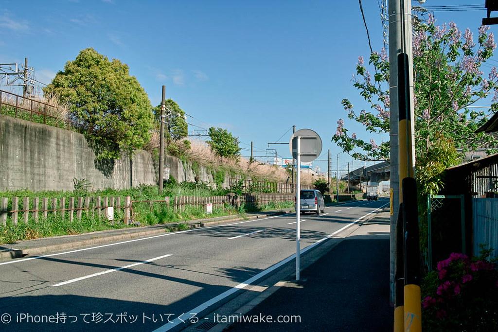 笠寺駅すぐ近く