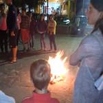 Κάψιμο Στεφανιών το βράδυ του Άη Γιάννη στη Ψίνθο