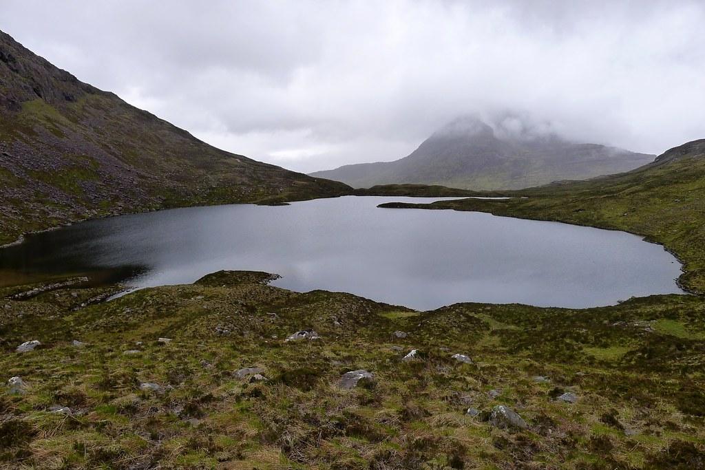 Loch Coire an Ruadh-staic