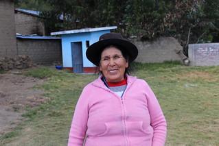 EPAF Field School - Tinca, Peru