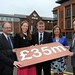 Funding announcement for Fold Housing Association, 02 July 2015