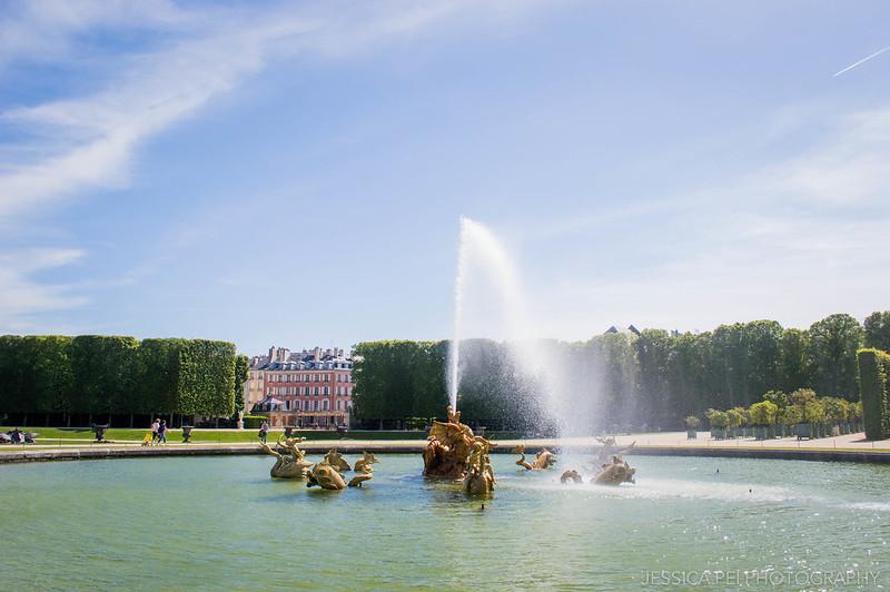 Gardens of Versailles Dragon Fountain