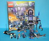 LEGO Ultra Agents 70172 AntiMatter's Portal Hideout by KatanaZ