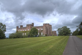Scone Palace 8 HDR