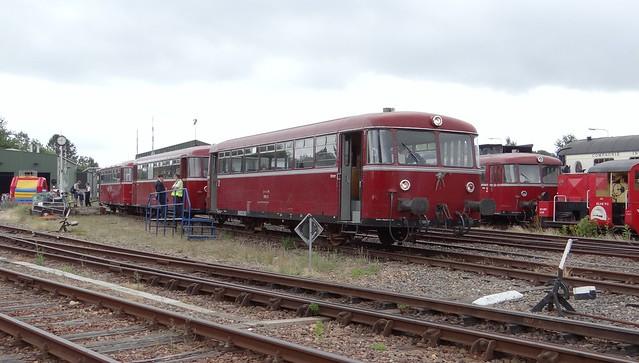 Simpelveld, ZLSM railbus