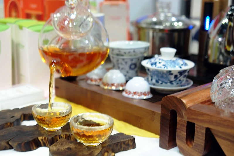 World Tea Festival, Seoul, Korea