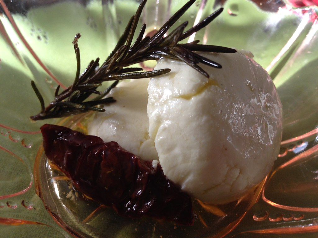 Chevre-In-Oil