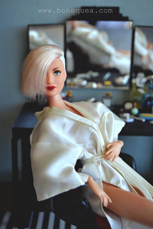 Ooak Vitamin C Barbie