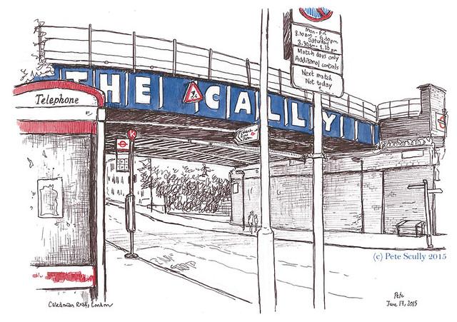 The Cally, London
