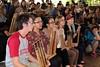 Visit to Saung Angklung Udjo