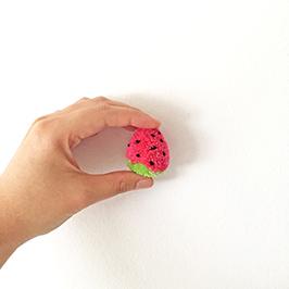 Watermelon Pom Pom