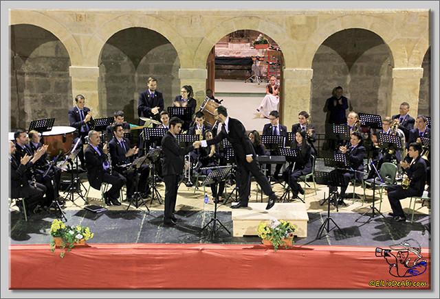 14 Concierto de la Banda Municipal de Música de Briviesca con solistas