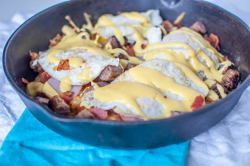 Meat Lovers Skillet 3