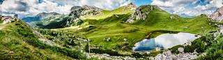 Passo Valparola - Trentino Alto Adige, Italy - Landscape photography