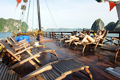 Halong Tour With Annam Junk ( 3 Day/ 2 night) - @230$ /Person