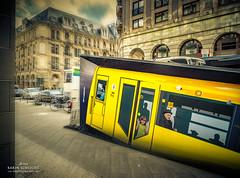 U-Bahn-Werbung