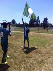 Nigerian Soccer Team Wins Gold Medal @ Special Olympics World Games