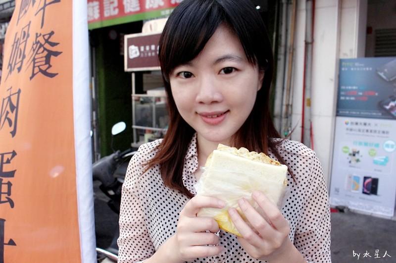 31355009332 71974379b7 b - 熱血採訪 | 台中北區【夏茶爾活力餐飲】興大有名的肉蛋吐司,一中街也吃得到!