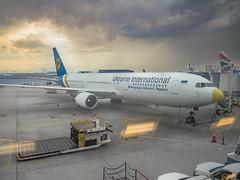 Ukraine Airlines B767-300 UR-GEC