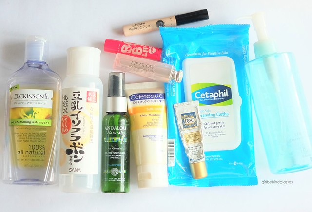 Empties of 2016