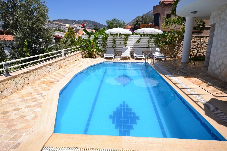 kiralık yazlık villa - 7560