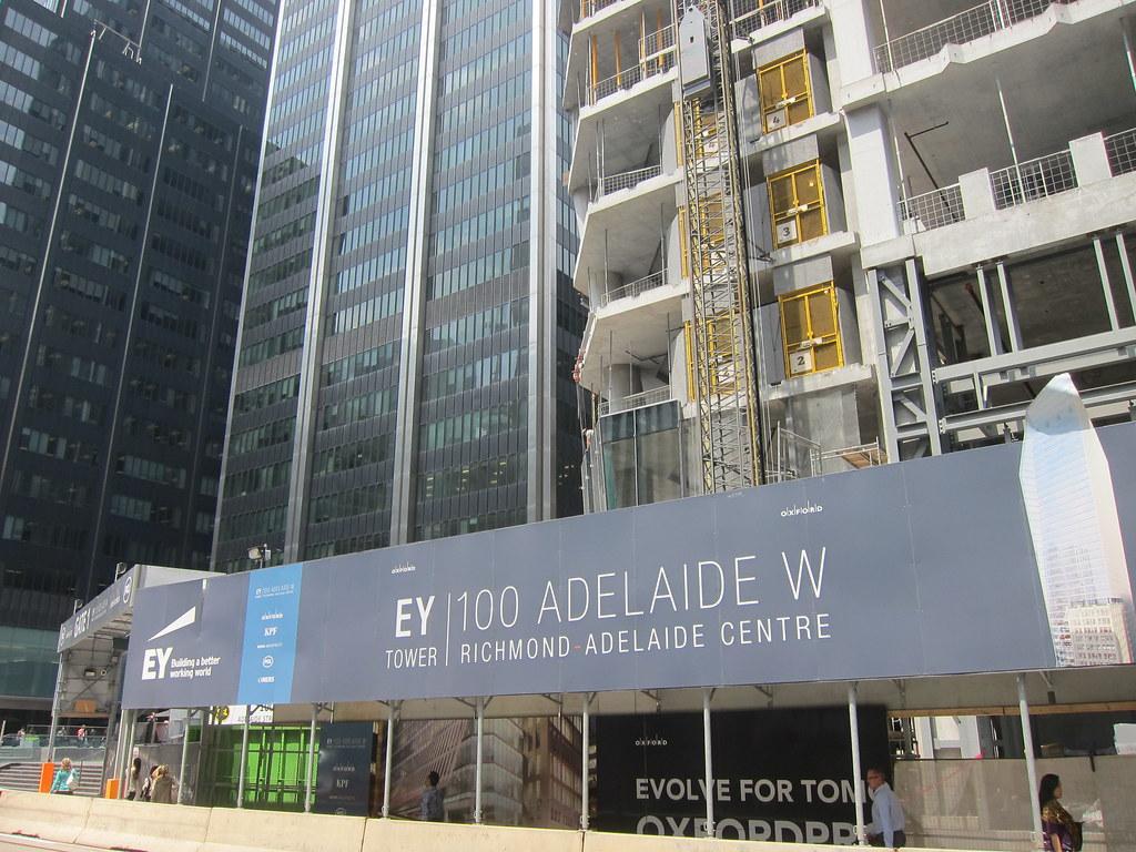 EY Tower Richmon...100 Adelaide Toronto