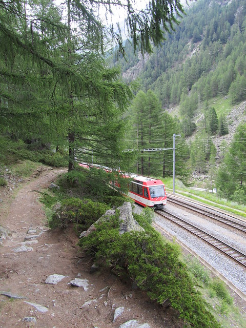 Train to Tasch