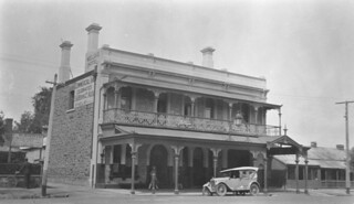 Commercial Hotel, Tynte Street, North Adelaide, c1928