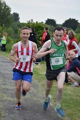FINISH - The Braveheart 5KM Trail Race 2015