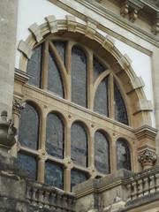 Dyffryn House - Dyffryn Gardens - stained glass window