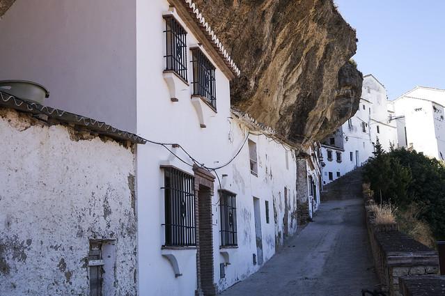 10. Setenil, Spain