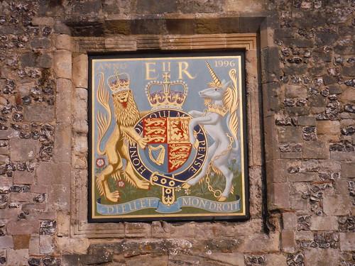 Priory Gate, Detail