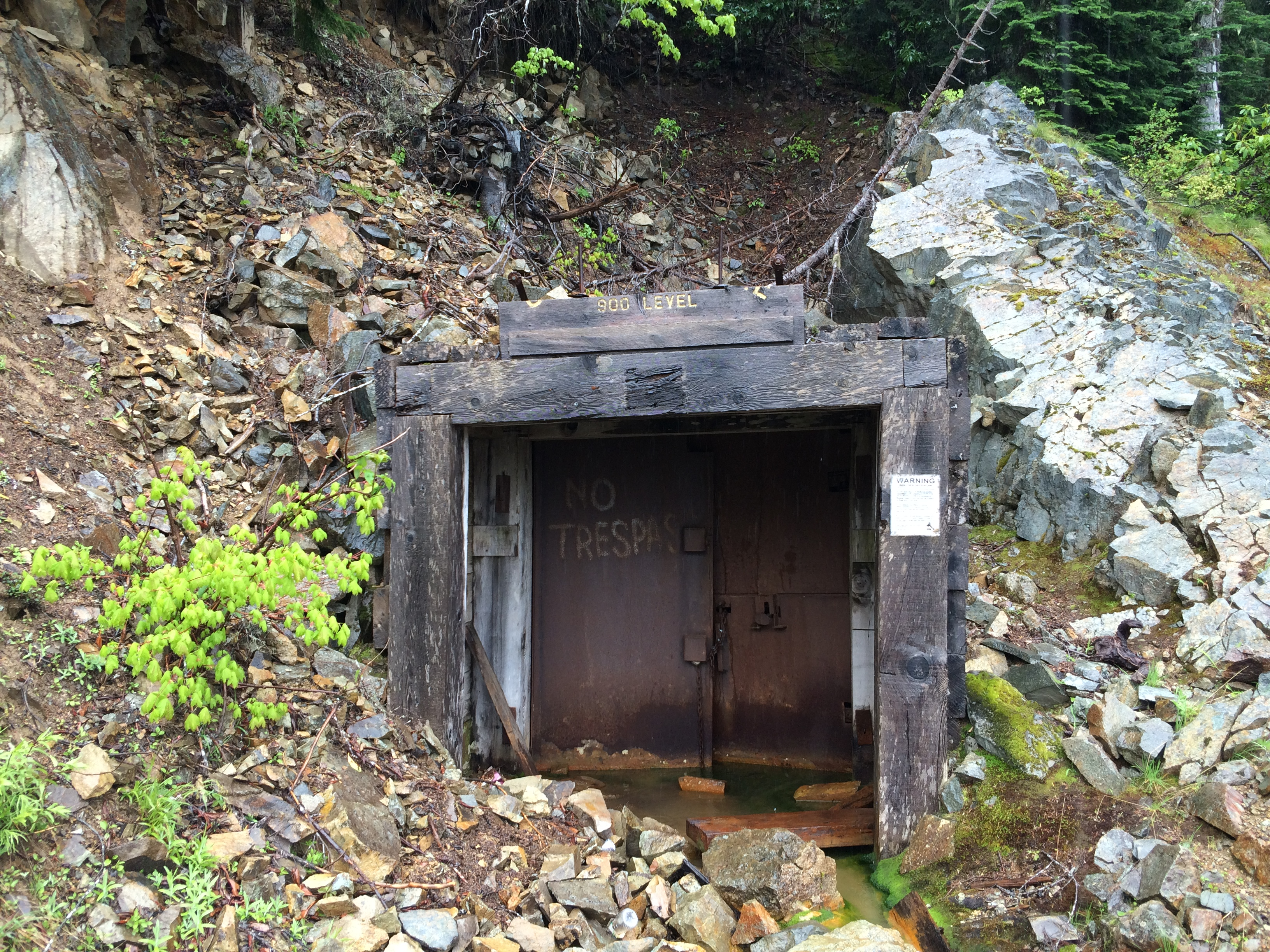 One Of Oregon S Most Successful Gold Mines Currently