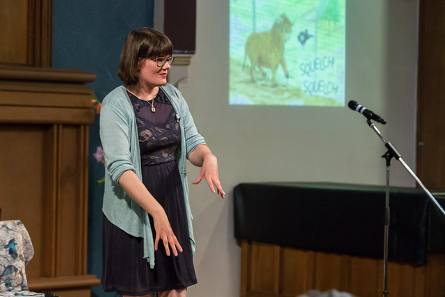 The Grouse and the Mouse launch