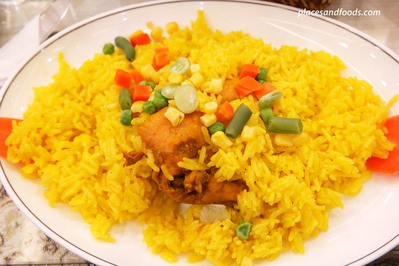 dubai restaurant itaewon chicken briyani