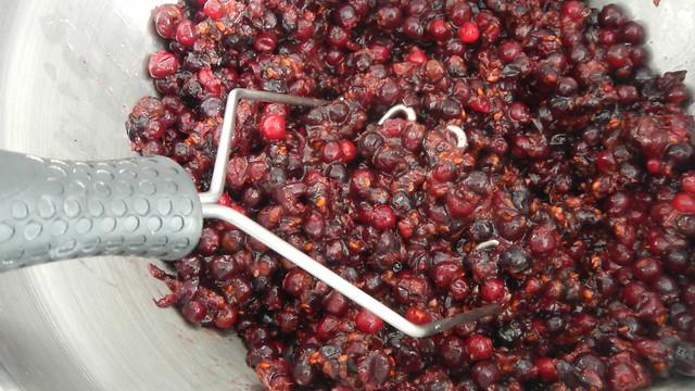 Saskatoon Berry Jam 6