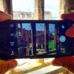 @frostcovered taking some great shots at Kenilworth Castle! #upsticksandgo #kenilcastle #castle #travel #instagood #travelphotos #michfrost #photoinaphoto #exploring #unitedkingdom #englishheritage #history