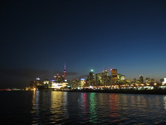 Toronto Skyline on the lake