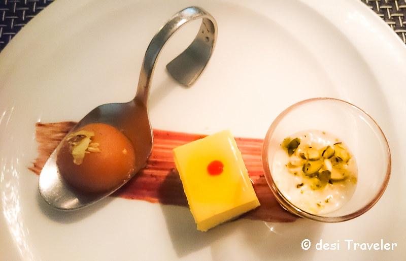 indian desserts punjab grill singapore