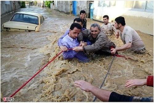 iran disaster teheran flashflood alborz westasia 365disasters