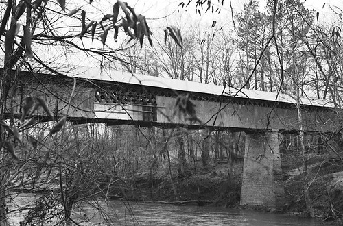 Nectar Covered Bridge / P1983-0213a057-18