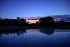 Blue Sunset 2 at the Taiheiyo Club - Shirakawa Resort Golf Course in Japan by Jin Abe
