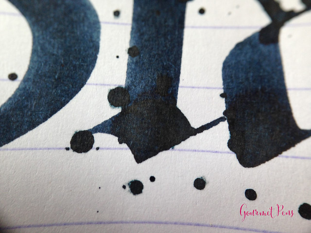 Ink Shot Review Noodler's Van Gogh Starry Night Ink Review @CarolLuxury (7)